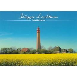 Fehmarn - Flügger Leuchtturm 2 - Ansichtskarte