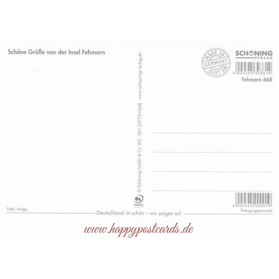 Fehmarn - Fehmarnsundbrücke 1 - Viewcard