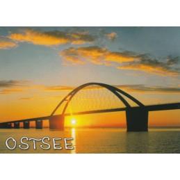 Fehmarn - Fehmarnsundbrücke 2 - Viewcard