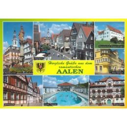 Aalen 1 - Ansichtskarte