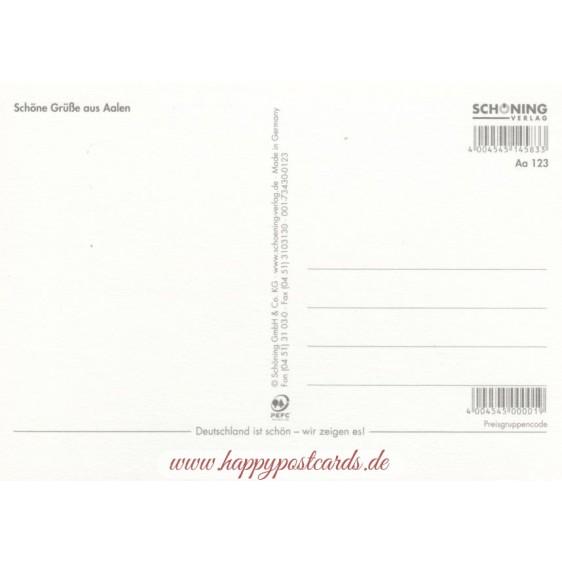 Aalen 2 - Viewcard