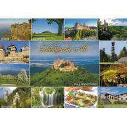 Swabian Alb 2 - Viewcard