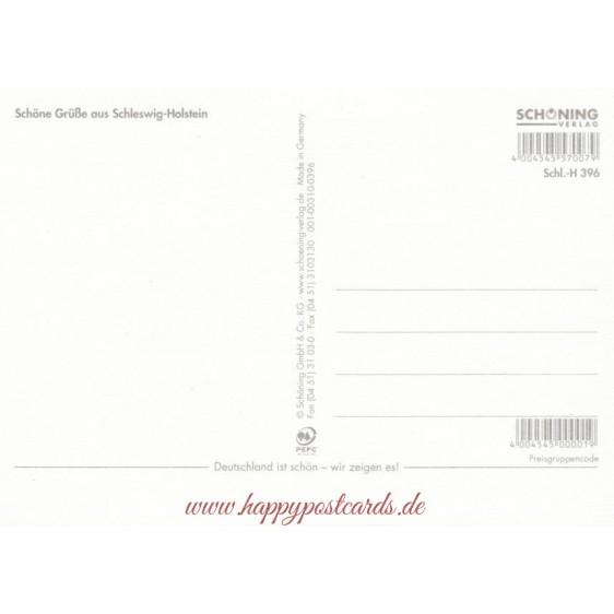 Schlösser in Schleswig-Holstein - Ansichtskarte