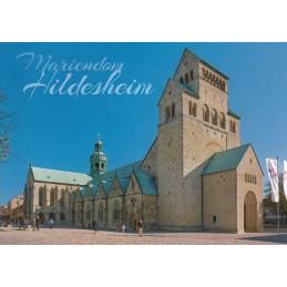 Hildesheim Mariendom - Ansichtskarte