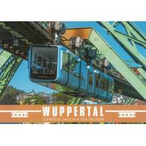 Wuppertal Suspension Railway 2 - Viewcard