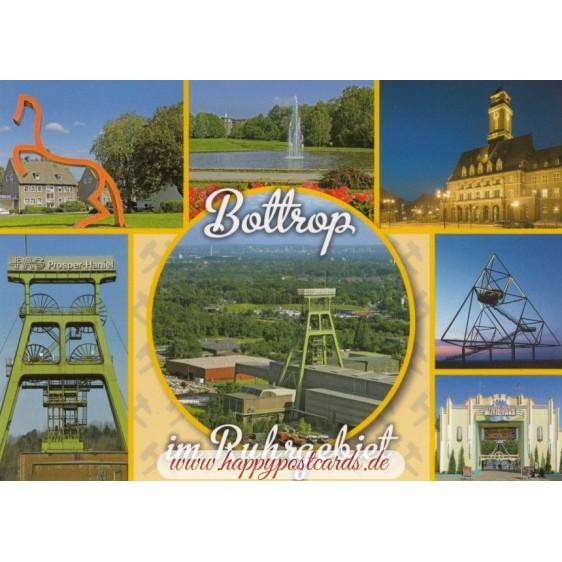 Bottrop 2 - Ansichtskarte