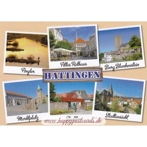 Hattingen - Viewcard