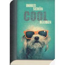 Cool Dog - BookCARD
