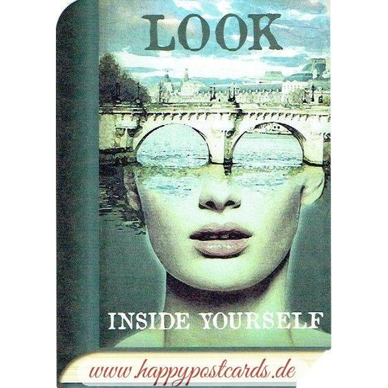 Look inside yourself - BookCARD
