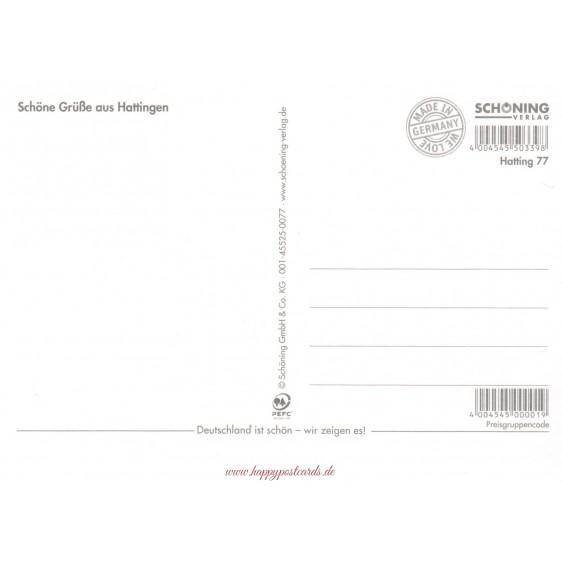 Hattingen - Ansichtskarte
