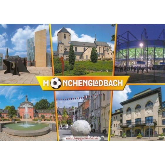 Mönchengladbach - Stadion - Viewcard