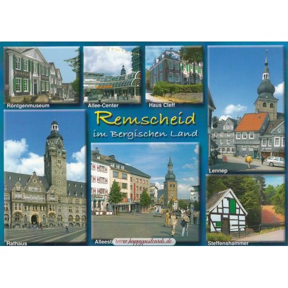 Remscheid - Viewcard