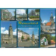 Remscheid - Viewcard