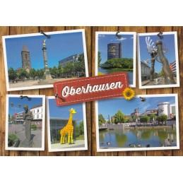 Oberhausen - Viewcard