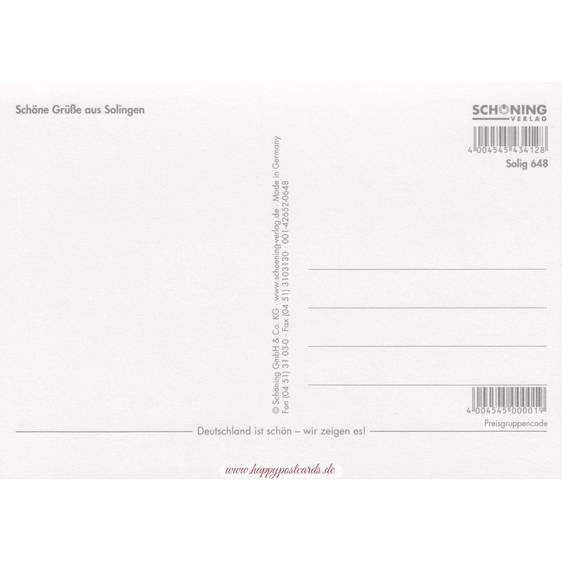 Solingen - Viewcard