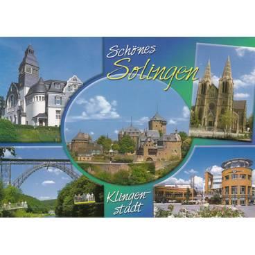 Solingen - Ansichtskarte