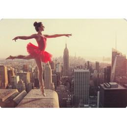 Ballerina - Medley postcard