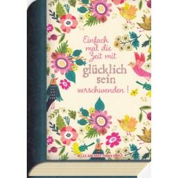 Zeit verschwenden - BookCARD