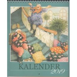 Inge Löök Calendar 2019
