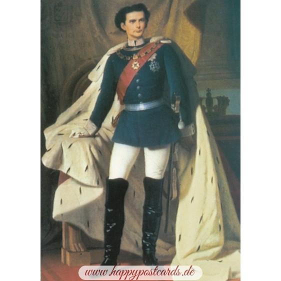 Ludwig II. - Viewcard