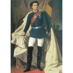 Ludwig II. - Ansichtskarte