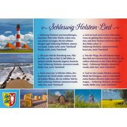 Schleswig-Holstein-Song - Postcard