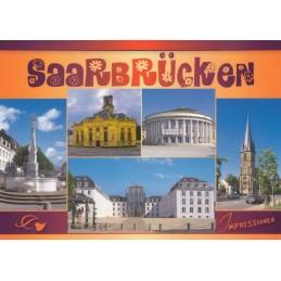 Saarbrücken - Ansichtskarte