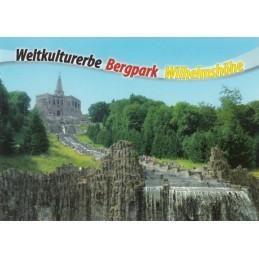 Kassel Bergpark Wilhelmshöhe - Ansichtskarte