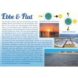 Ebbe und Flut - Chronicle - Viewcard