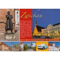 Zwickau - Chronicle - Viewcard
