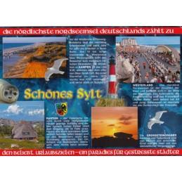 Schönes Sylt - Chronik - Ansichtskarte