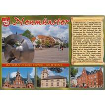 Neumünster - Chronicle - Viewcard