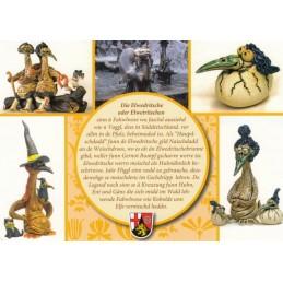 Die Elwedritsche - Chronikkarte