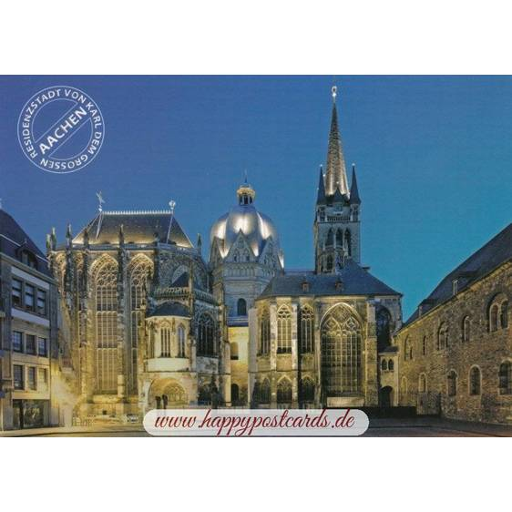 Aachen - Cathedrale