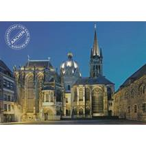 Aachen - Cathedrale - Viewcard