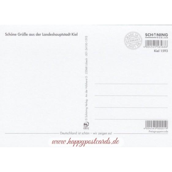 Kiel - gelbe Chronikkarte