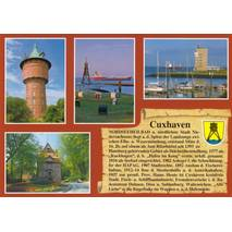 Cuxhaven - Chronicle - Viewcard