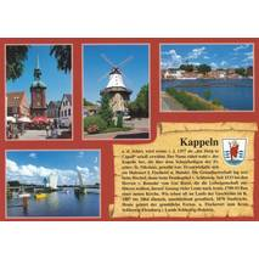 Kappeln - Chronik - Ansichtskarte