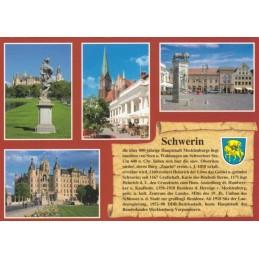 Schwerin - Chronik - Ansichtskarte