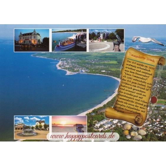 Timmendorfer Strand - Chronicle - Viewcard