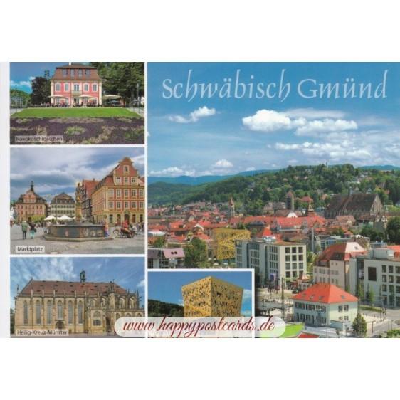 Schwäbisch Gmünd 2 - Viewcard
