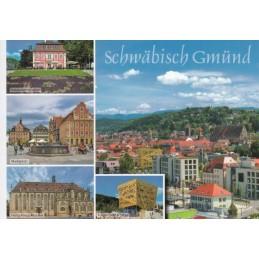 Schwäbisch Gmünd 2 - Ansichtskarte