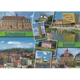 Schwäbisch Gmünd 3 - Viewcard