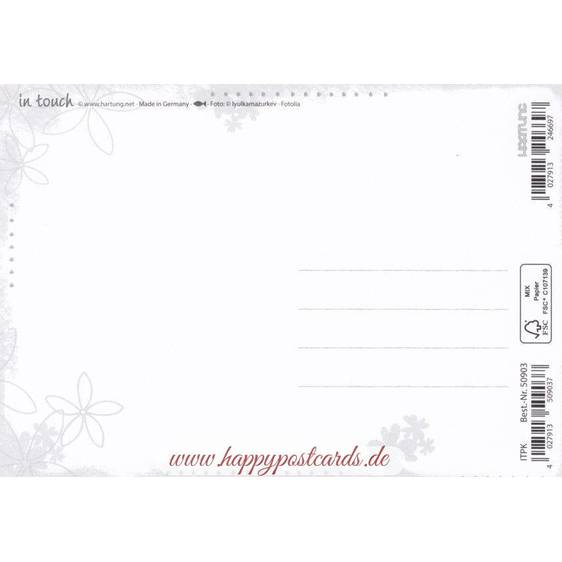 To do Liste - in touch postcard
