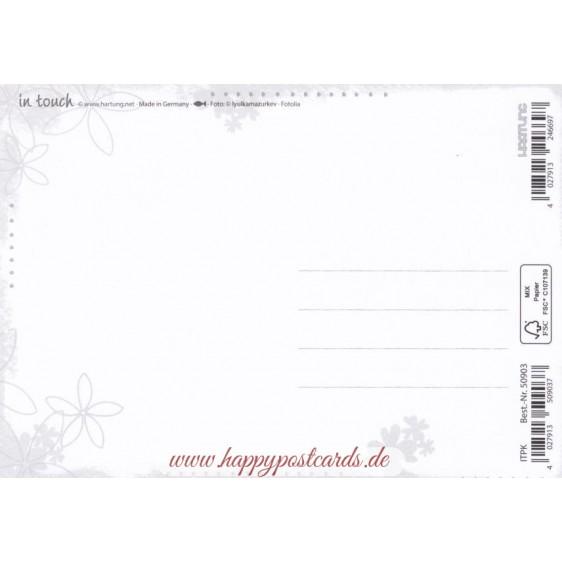 To do Liste - in touch - Spruchkarte