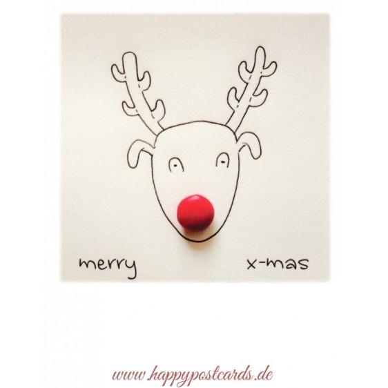 Rudolph - PolaCard