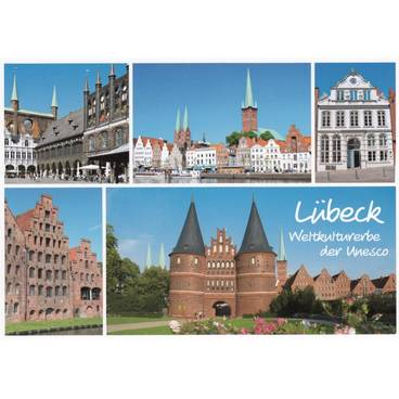 Lübeck - Holsentor