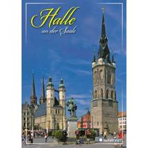 Halle - Marketsquare - Viewcard