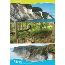 Rügen Nationalpark Jasmund - Viewcard