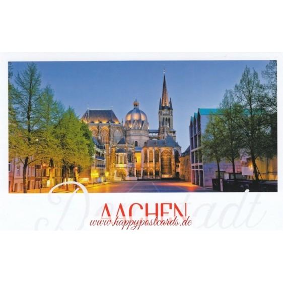 Aachen cathedral 2 - HotSpot-Card
